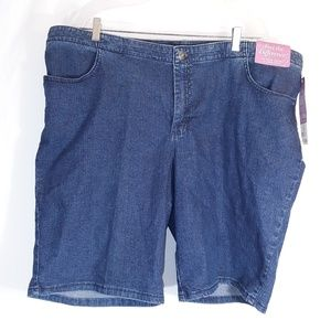 Bermuda Riders Jean Shorts by Lee NWT